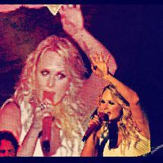 Miranda Lambert rocks WYCD Hoedown.