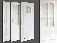 WinDoor Drzwi wewnętrzne CLASSIC malowane - zdjęcie
