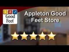 #goodfeetreviews #appleton Appleton Appleton Good Feet Store Five Star R...
