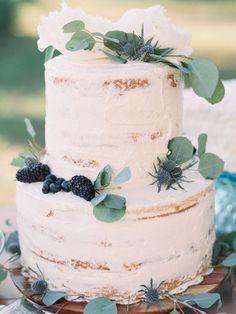 Rustic Naked Wedding Cake with Eucalyptus - Warr-Mason Shower - . Rustic Naked Wedding Cake with Eucalyptus - Warr Mason Shower - . Naked Wedding Cake, Wedding Cake Rustic, Elegant Wedding Cakes, Wedding Cake Designs, Rustic Cake, Wedding Decor, Wedding Ideas, Elegant Cakes, Teal Wedding Cakes