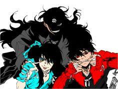Oda, Yoichi y Shimazu