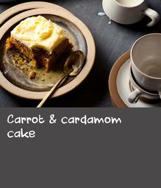 Carrot & cardamom cake | There is not much to say about this cake other than that it is my favourite. It keeps well and is perfect served with black coffee. This recipe is adapted from the bakery of the iconic Rosendal trädgården (a horticultural garden in front of Rosendal Palace) in Stockholm where they have been baking it for decades. The spices mixed with the carrot and creamy cheese frosting represents what many new Nordic desserts and sweets are all about: sweet and savoury working…