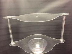struttura in plexiglass per bolle giganti