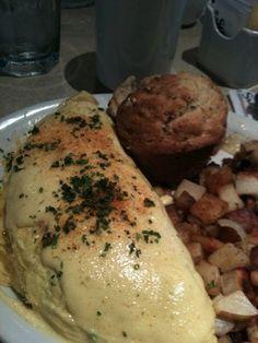 Creole omelet
