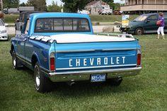 1971 Chevy C10 Pickup Truck