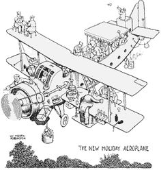 Another of my favorite illustrators is W. I am making this post in two parts: – funny and complicated inventions, drawings, and a few political cartoons – illust… Heath Robinson, Retro 2, Urban Sketching, Political Cartoons, Great Artists, Caricature, Illustrators, Art Nouveau, The Past