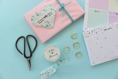 Little Hannah: Packagings con origami y washi tape