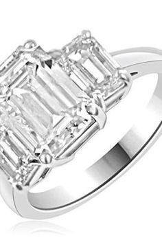 486-ct-tw-3-Stone-Diamond-Engagement-Ring-Platinum-0