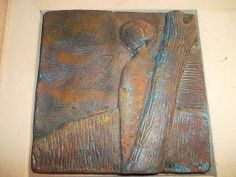 Decoupage, Metal, Sculptures, Buddha, African, Ornaments, Crates, Metals
