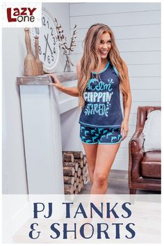 Perfect for Spring and Summer, our Women's Tank and Short Pajamas are a stylish and comfy must have! Designed with a vintage sport short style, and racerback top, these are so comfy for all the women out there who want to relax and look good at the same time! Vintage Sport, Best Family Vacations, Pajama Shorts, Pj Sets, Sport Shorts, Vacation Ideas, Must Haves, Mothers, Relax