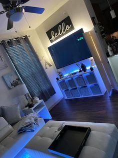 Decor Home Living Room, Living Room Designs, Home Decor, First Apartment Decorating, Apartment Ideas, Dream House Interior, Room Ideas Bedroom, Dream Rooms, House Rooms