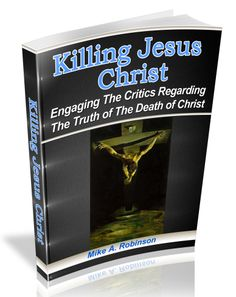 "Don't miss the Sale - My Apologetics book ""Killing Jesus Christ: Engaging The Critics"" very limited time $2.99 https://www.smashwords.com/books/view/395522 …"