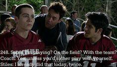 I love Stiles!
