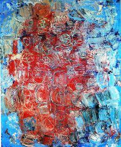 Stuart Sutcliffe: Untitled 1961-62 (oil on canvas)