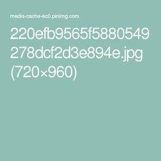 220efb9565f5880549278dcf2d3e894e.jpg (720×960)