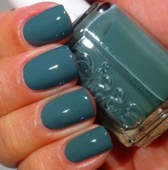 nails Essie Vested Interest 2 Essie Colors, Fall Nail Colors, Claws, Fingers, Nail Designs, Nail Polish, Toe, Fancy, My Style