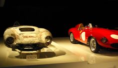RM auctions in Paris  + Retromobile .../LeJoZ
