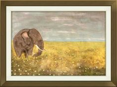 Kids storybook Elephant