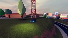 Jailbreak. It's one of the millions of unique, user-generated 3D experiences created