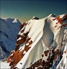✯ Aguille de Midi, Chamonix-Mont-Blanc, France