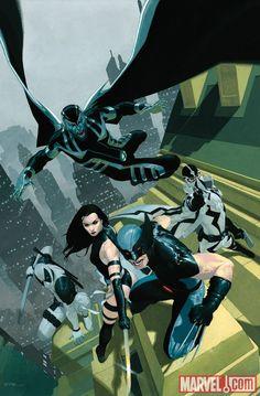 X- Force ~ Esad Ribic