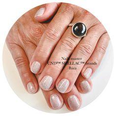 #shellac #nehty #nails Cnd Shellac, Gemstones, Nails, Finger Nails, Ongles, Nail, Gems, Gem, Pearls