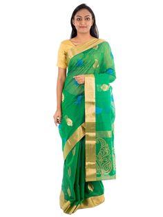 The Chennai Silks - Silk Cotton Saree - Green (CCM-121): Amazon : Clothing & Accessories  http://www.amazon.in/s/ref=as_li_ss_tl?_encoding=UTF8&camp=3626&creative=24822&fst=as%3Aoff&keywords=The%20Chennai%20Silks&linkCode=ur2&qid=1448871788&rh=n%3A1571271031%2Cn%3A1968256031%2Ck%3AThe%20Chennai%20Silks&rnid=1571272031&tag=onlishopind05-21