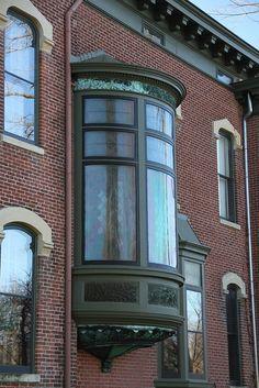 Bay Window Homeland Illinois
