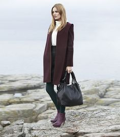 ECCO Toamnă - Iarnă 2012 Fall Winter, Autumn, Winter Shoes, Editorial Photography, Purple Boots, Formal, Women's Shoes, Facebook, Collection