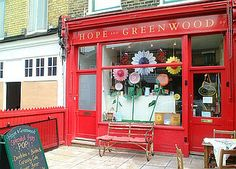 Old fashioned #sweet shop in #Dulwich. Click for full details http://www.lightlocations.com/locations/sweet-shop-se22//?cat_u=