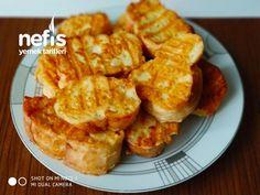 Yumurtalı Ekmek - Nefis Yemek Tarifleri - #4596556