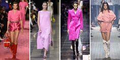 La couleur rose Fashion Week, Fashion Addict, Fashion Trends, Pantone 2020, Spring Summer Trends, Cosmopolitan, Marie, Kimono Top, Cover Up