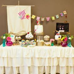 Adore the colors and tablescape!!! ~   The Purple Pug