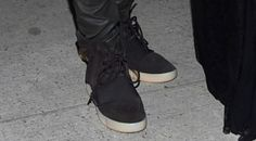 578e6689f Kanye West Just Debuted the adidas Yeezy 750 Boost in Black Adidas Nmd