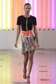 LFW Preen by Thornton Bregazzi Spring / Summer 2015 Fall 14, Sports Luxe, Ss 15, Spring Summer 2015, Thornton Bregazzi, Catwalk, Runway, Mini Skirts, London Fashion