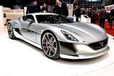 Concept One, 2016 Geneva International Motor Show.