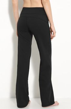 Zella 'Balance' Pants available at #Nordstrom. Comfortable. Love the pocket!