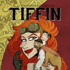 Tiffin on the Trinc -A Steampunk Convivial at Hms Trincomalee
