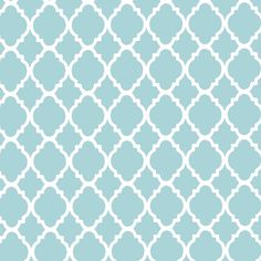 Curtains???  Quatrefoil Baby Blue/White from @fabricdotcom  This cotton print fabric is perfect for quilting, apparel and home decor accents. Colors include white and blue.