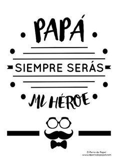 90 Imágenes con frases y mensajes para felicitar el Día del Padre   Frases Hoy