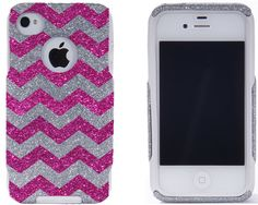Flash Sale  iPhone 4 / 4S Otterbox Case  iPhone 4 by 1WinR on Etsy