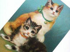 Postcard P 2 1911 Antique