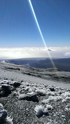 Reunion Island (twitted by HarryMalet_StJo)