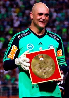 Marcos, ex-goleiro do Palmeiras e da seleção brasileira - Foto: TOm Dib