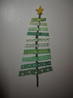 easy to make and reuseable christmastree Christmas Diy, Holiday Decor, Easy, How To Make, Home Decor, Decoration Home, Room Decor, Home Interior Design, Homemade Christmas