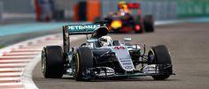 Formel 1 Weltmeister 2016 : Nico Roßberg/Deutschland