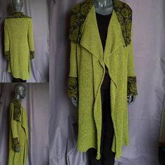 der Jagger-Mantel nach Anleitung von Marianne Henio   the Jagger Coat, pattern by Marianne Henio