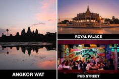 5 DAYS 4 NIGHTS Siem Reap & Phnom Penh More Info: info@psdtravel.com #psdtravel #travel #tour #angkorwat #siemreap