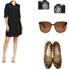 """Bump up the Black"" by cara-weidinger on Polyvore"