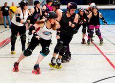 4/4/2015 CGRG MASHUP - Cape Girardeau Roller Girls